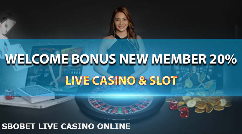 promo bonus live casino sbobet online